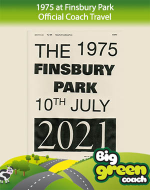The 1975 at Finsbury Park