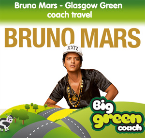 Bruno Mars - Glasgow Green