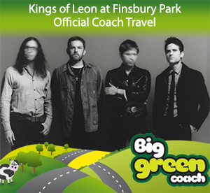 Kings of Leon at Finsbury Park