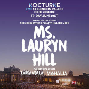 Lauryn Hill - Nocturne Live